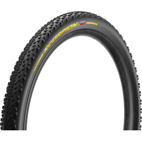 "Pirelli Scorpion XC RC Folding Tyre 29x2.20"", black/yellow"